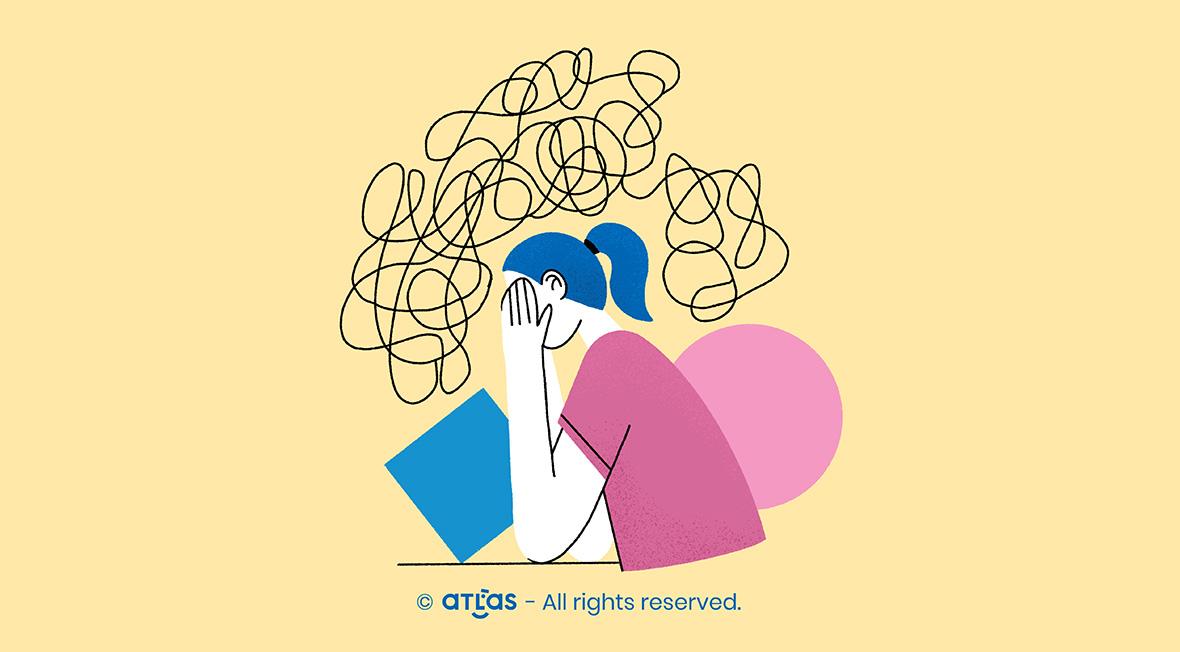 """""""Nu e o rușine să vrei să fii bine. Terapia te ajută când gândurile nu te ascultă!"""" – campanie lansată de ATLAS și Facem Bine cu ocazia Zilei Mondiale a Sănătății Mintale"""