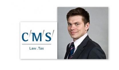Firma internațională de avocatură CMS numește un nou Managing Partner în biroul din București
