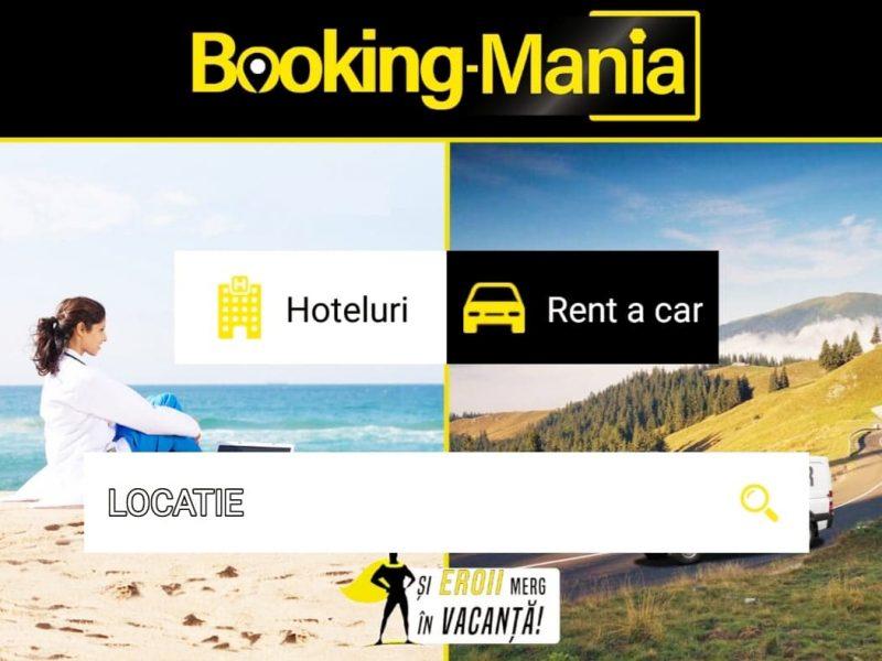 Booking-Mania si calatoresti cu drag prin Romania