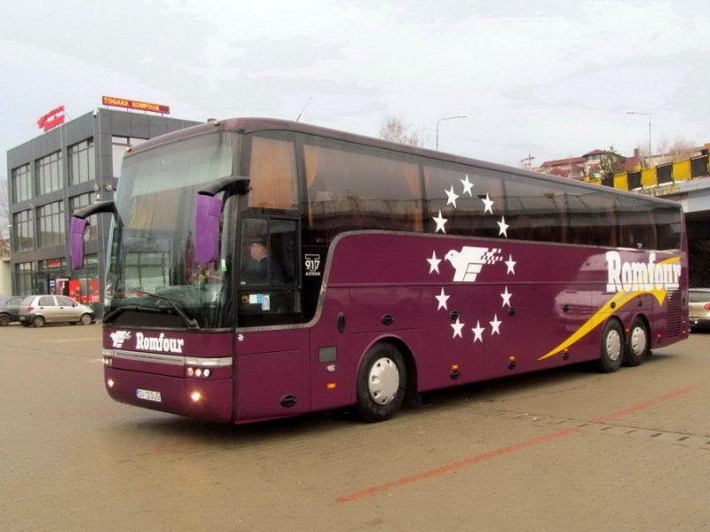 3 motive pentru a lua un autocar pe ruta Germania-Romania