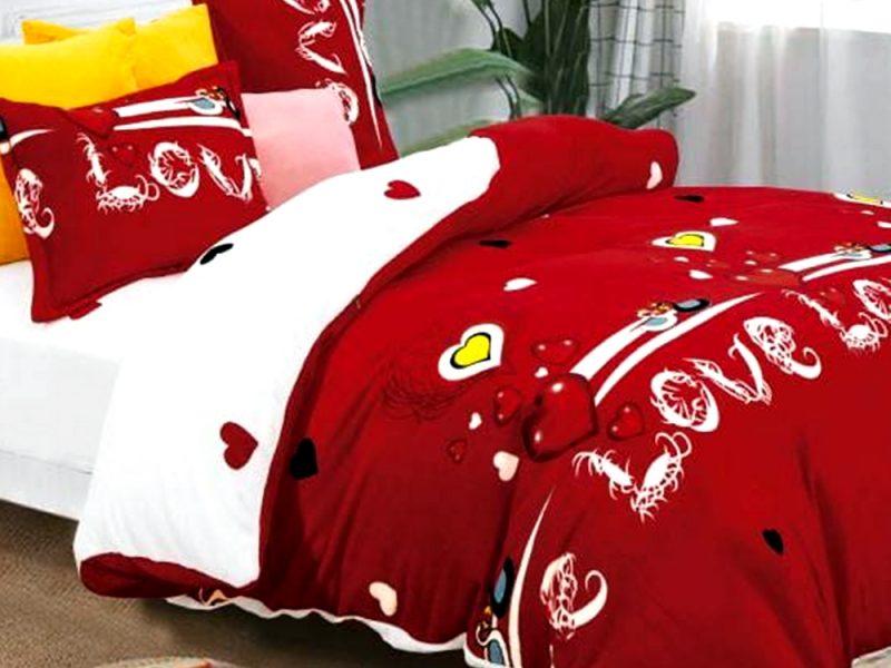 Nu uita de reducerile seturilor de lenjerii de pat cocolino din luna iulie!