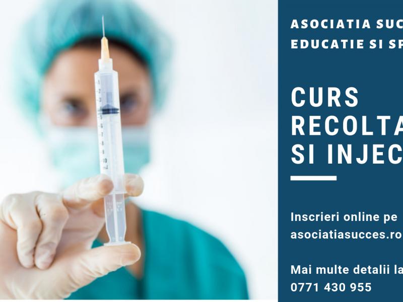 Cum să recoltezi și să faci injecții ca un profesionist? Vrei să capeți experiență în domeniul medical?