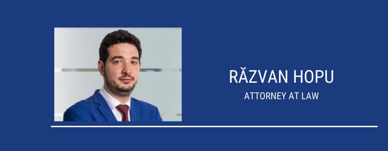 Echipa de avocați Răzvan Hopu|Avocat  – gamă completă de servicii juridice