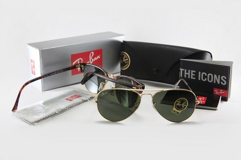 3 avantaje ale unei perechi de ochelari de soare Ray Ban